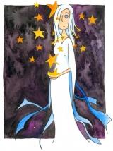 <h5>Die Geburt der Sterne</h5><p>Auch in der dunkelsten Nacht werden Sterne geboren.</p>
