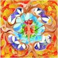 <h5>Im Lebensnetz</h5><p>Im Netz des Lebens eingebunden, verbunden mit allem Lebendigen.</p>